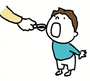 薬飲むヨシタケさんロゴ5